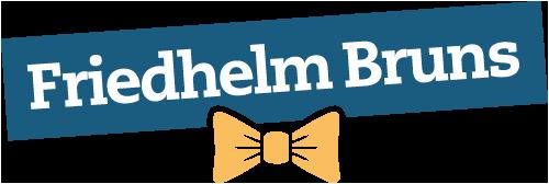 Friedhelm Bruns Logo